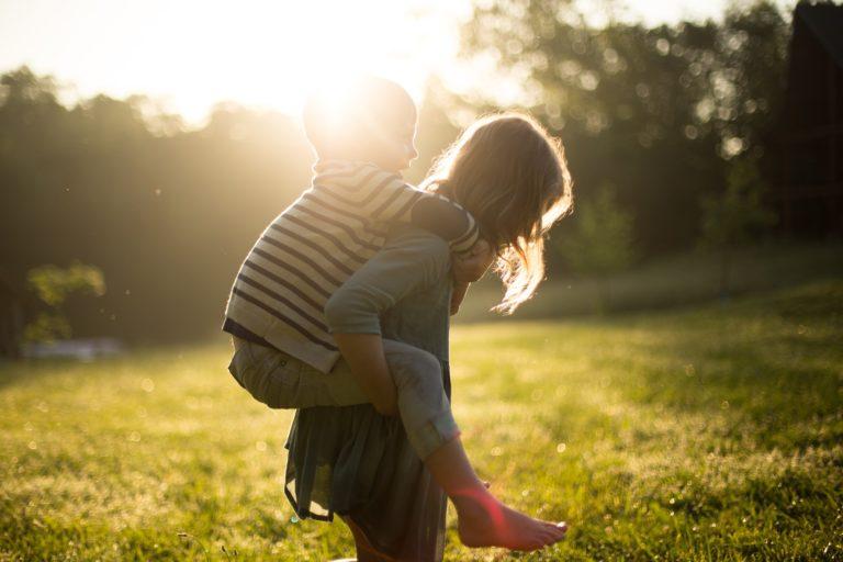 Děti venku - proč je důležité chodit ven?